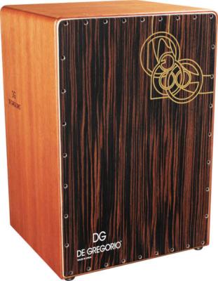 DG cajon yaqui de luxe solid wood
