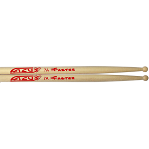 FACUS-7A Hickory Drumsticks faster