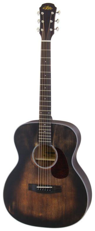 ARIA-101DP/MUBR Western gitaar Delta Player