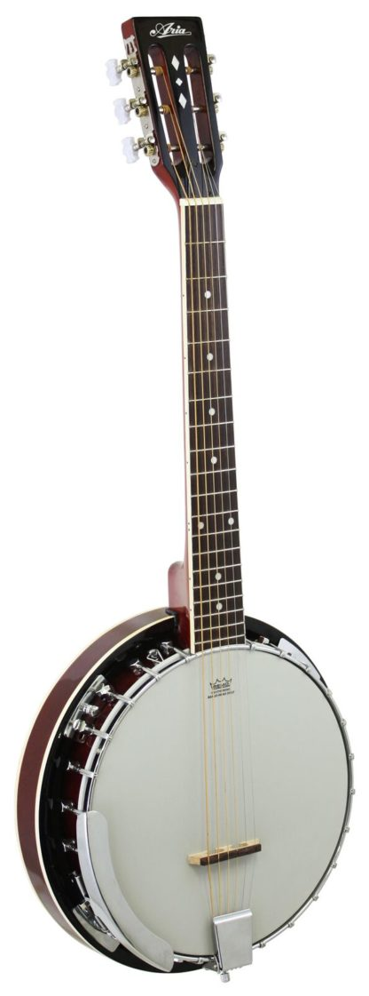 ARIA-SB10G Gitaar banjo