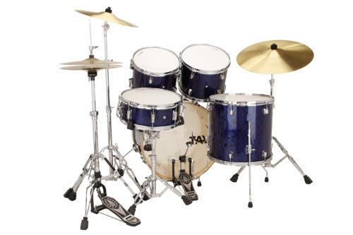 TAYE-SL520J/GB Spotlight drumset graphic blue