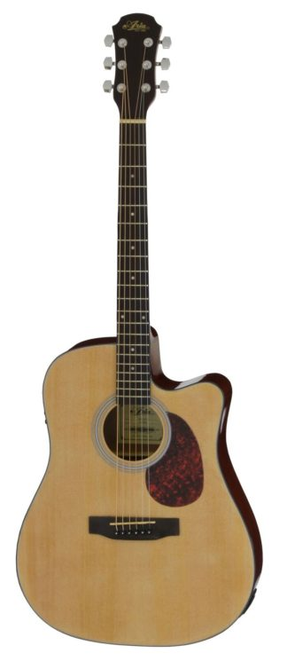 ARIA-ADW01CEN Aria acoustic/electric dreadnought guitar