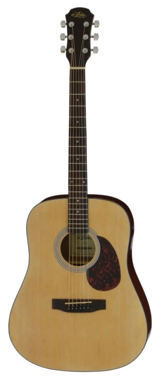 ARIA-ADW01N Aria dreadnought accoustic guitar