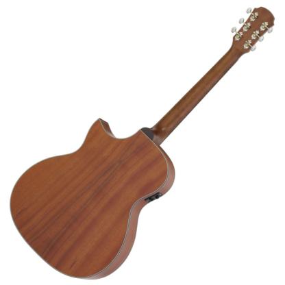 ARIA-101CE/MTN_Aria Wester gitaar met cutaway & pickup