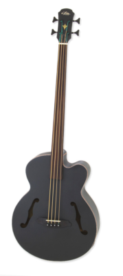 ARIA-FEBFLF/STBK Aria Acoustic/electric bass gitaar