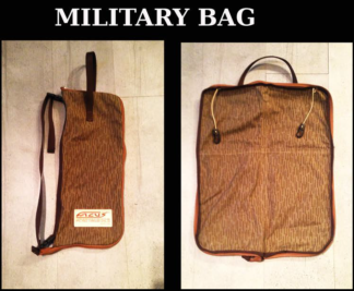 FAC-SB-MB Leather stick bag Military
