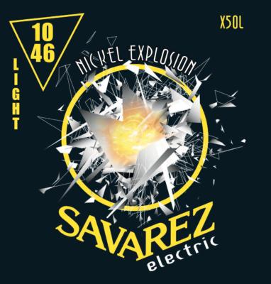 SAV-X50L Electrische snaren set Explosion 010-046