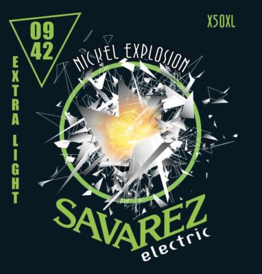 SAV-X50XL Electrische snaren set expolsion x-tra light