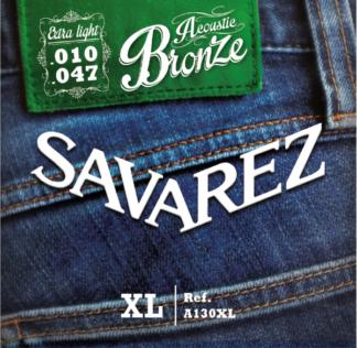 SAV-A130XL Acoustische snaren set 010-047 Bronze