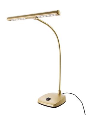 KM-12297-000-40 Piano lamp goud kleurig