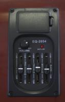 ARIA-FEB30M/EQ ARIA-FEB30M/RS Elecord acoustic/electric bass gitaar