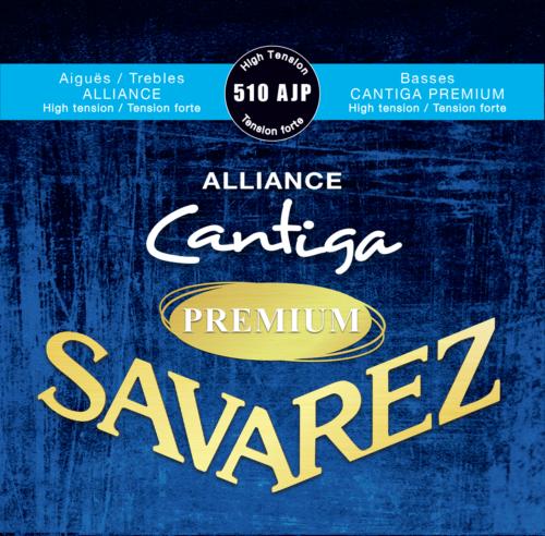 SAV-510AJP Niuew Alliance Premium snaren set voor klasieke gitaar
