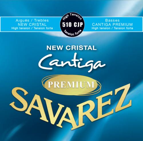 SAV-510CJP Nieuw Cristal Cantiga premium snaren set voor klassieke gitaar