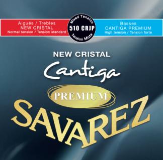SAV-510CRJP Nieuw Cristal cantiga premium snaren set voor klassieke gitaar mixed tension