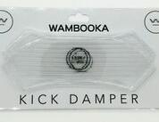 Wambooka damping pad for bassdrum