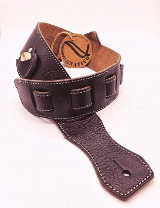 NATIVO Genuine leather guitar strap