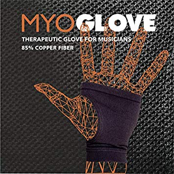 WB-MYOGLOVE Therapeutic gloves for musicians