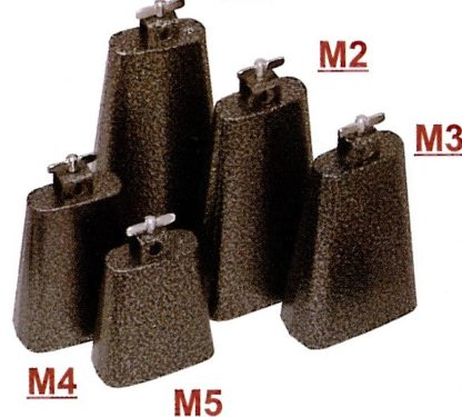 STA-CWSET STABLE Cowbell set 5 pcs.