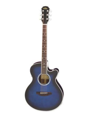 ARIA-FET01SDK/SBL Elecord acc/el. guitar
