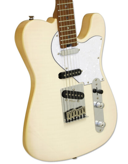 ARIA 615mk2_mbwh Electric guitar Hot Rod Nashville
