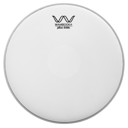 "WAM-COHPD14 Wambooka Paso Doble drumhead 14"" w/reversed dot"