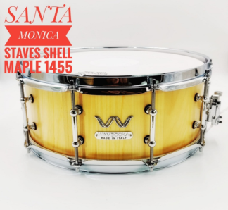 WB Santa Monica 1455 custom snare