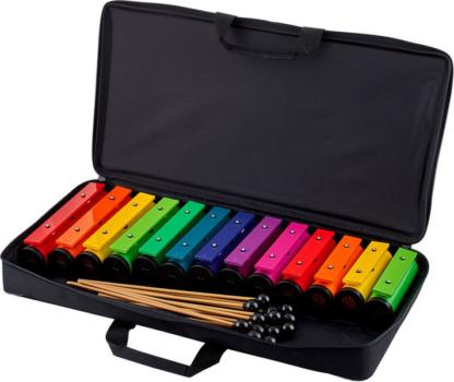 GO-RST-SET13BC Rainbow sounbar set 13 tones chromatic
